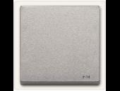 MTN433060 SM Алюминий Клавиша 1-ая IP44