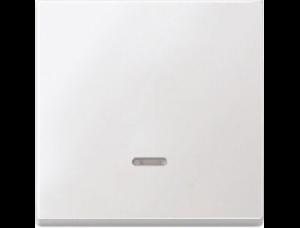 MTN438019 SD Бел Клавиша 1-ая с/п (термопласт)