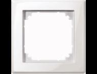 MTN478119 SM M-Smart Белый глянц Рамка 1-ая
