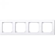 MTN478425 SM M-Smart Белый Актив Рамка 4-ая