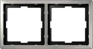 MTN481246 SD Artec Сталь Рамка 2-ая (термопласт)