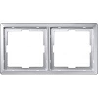 MTN481260 SD Artec Алюминий Рамка 2-ая (термопласт)