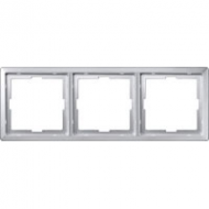 MTN481360 SD Artec Алюминий Рамка 3-ая (термопласт)