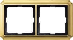 MTN483221 SD Antik Золото (Блестящая латунь) Рамка 2-ая