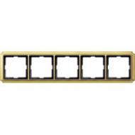 MTN483521 SD Antik Золото (Блестящая латунь) Рамка 5-ая