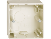 MTN512144 SM M-Smart Бежевый Корпус для открытого монтажа, 1 пост