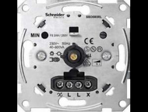 MTN5133-0000 Мех Светорегулятор поворотный 40-600Вт/ВА для л/н и обм тр-ров