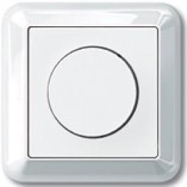 MTN5136-1219 SM M-Trend Бел Светорегулятор поворотный для л/н 300Вт ( в сборе)