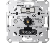 MTN5142-0000 Мех Светорегулятор 1-10V для люминесцентных ламп, с выкл. 1,7А