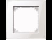 MTN515119 SM M-Plan Белый глянц Рамка 1-ая