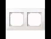 MTN515319 SM M-Plan Белый глянц Рамка 3-ая