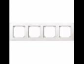 MTN515419 SM M-Plan Белый глянц Рамка 4-ая
