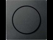 MTN5250-0414 SM Антрацит Накладка светорегулятора поворотного