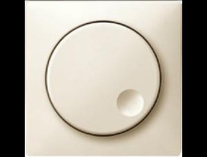 MTN5250-4044 SD Беж Накладка светорегулятора поворотного (термопласт)
