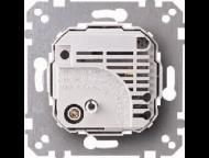 MTN536401 Мех Терморегулятор с перключающим контактом, 1А 24В