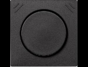 MTN567714 SM Антрацит Накладка светорегулятора поворотно-нажимного многофункц. с/п, мех 577099