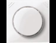MTN567819 SM Бел глянц Накладка светорегулятора поворотно-нажимного многофункц. с/п, мех 577099