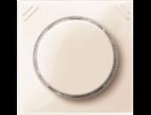 MTN567844 SM Беж глянц Накладка светорегулятора поворотно-нажимного многофункц. с/п, мех 577099