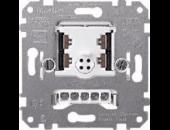 MTN568099 Мех Светорегулятора 2-х канального 2 х 50-200 ВА, для л/н, обм и электронн тр-ров