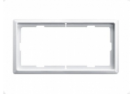 MTN568300 SD Trancent Стекло прозрачное Накладка для розетки 3 поста