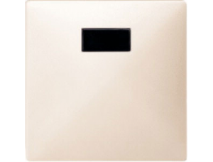 MTN570944 SD Беж Накладка светрегулятора/выключателя нажимного с ДУ (термопласт)