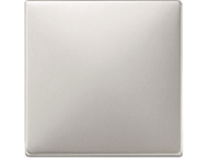 MTN573746 SD Сталь Накладка светрегулятора/выключателя нажимного