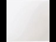 MTN577619 SM Бел глянц Накладка светорегулятора-выключателя нажимного