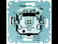 MTN577899 Мех Светорегулятор нажимной 20-315Вт/ВА для л/н и эл тр-ров
