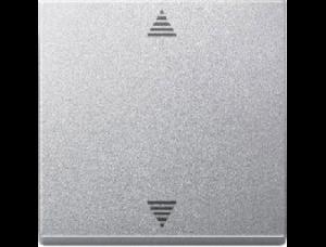 MTN586260 SM Алюминий Накладка электронного кнопочного выключателя жалюзи