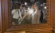 Зеркало ТВ в багете-картина Mirror Media 9*-90* дюймов