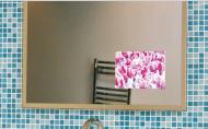 Влагостойкий телевизор (в зеркале) Mirror Media 9*-90* дюймов