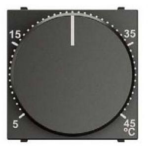 N2240.3 AN NIE Zenit Антрацит Механизм терморегулятора ТП с выносным датчиком температуры, 10А/250В