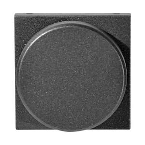 N2260.9 AN NIE Zenit Антрацит Светорегулятор поворотный для люминисцентных ламп 1-10В, 700W, 2 мод