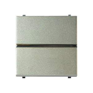 N2261.2 CV NIE Zenit Шампань Выключатель жалюзийный электронный, 700 ВА, 2 мод