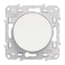 S52R201 1-клавишный вык-ль бел ODACE