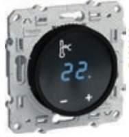 S52R509 Термостат тепл пола с сенсорным дисплеем