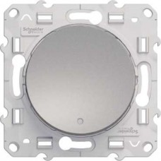 S53R263 Переключатель с LED ал ODACE