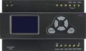 SB-DN-512DMX 512-канальный DMX контроллер с Ethernet, встроенным шинным Smart-Bus интерфейсом, порт DMX512