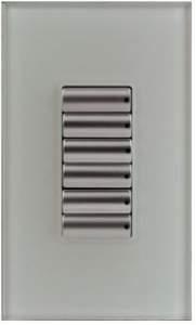 SB-WS6-US 6-клавишная панель, австралийский/US стандарт