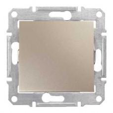 SDN0100168 Выкл 1кл 10A, титан  купить в Москве, цена в России: опт, розница | smartipad.ru