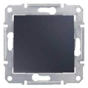 SDN0100370 Выключатель IP44 графит  купить в Москве, цена в России: опт, розница | smartipad.ru