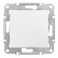 SDN0200121 Выкл. 2-пол.10А, бел.