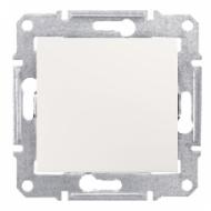 SDN0200147 Выкл. 2-пол.10А, беж.
