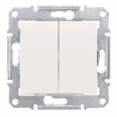 SDN0300147 Выкл. 2кл. cx.5, беж.