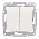 SDN0300447 Переключат 2-х клав. IP44 беж