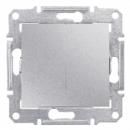 SDN0300460 Выключатель 2-х клав IP44 алюм.