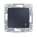 "SDN0900170 Кноп.выкл. ""свет"", графит"