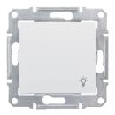 "SDN0900321 Кнопка ""свет"" IP44 белая"