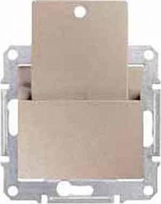 SDN1900168 Выкл. карточный, титан  купить в Москве, цена в России: опт, розница | smartipad.ru