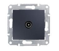 SDN3201670 TV коннектор оконечный, графит